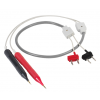 Low-ohm Micro-Clip Leads ST26065
