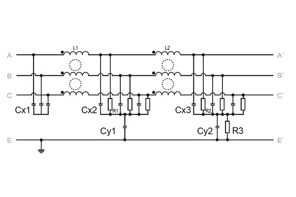 Typical Electrical Schematic 0050-0150