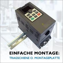 Frequenzumrichter ST500 Montage