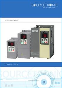 Frequenzumrichter Quickstart Guide