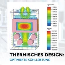 Frequenzumrichter ST500 Temperatur