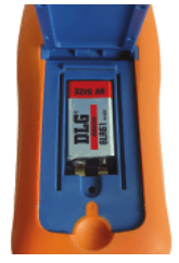 Handheld LCR Meter ST2822A Battery