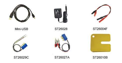 LCR Meter ST2822 Accessories
