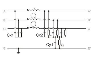 Typical Electrical Schematic 0007-0042