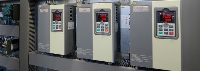 Frequenzumrichter Einsatzbereiche