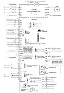 Verdrahtungsplan 18 bis 355KW