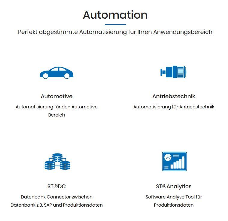 Automation Anwendungen