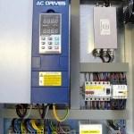 Pumpensteuerung SF mit Frequenzumrichter